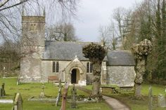Simple Old English Churches | of St Andrews Old Church, Holcombe, Somerset. Photo by Church ...