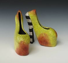 JoAnne Bedient Pear of Shoes