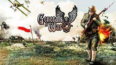 Generals of War – darmowa przeglądarkowa gra strategiczno-wojenna MMO