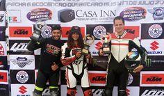 Astrid Madrigal conquista la Copa ITALIKA RT250 en Querétaro.   #Italika #Queretaro #rt250