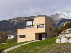 MFG Residence by Evequoz Ferreira