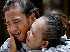 Myanmar fisherman goes home after 22 years as a slave   Associated Press