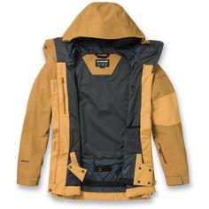 Dakine Tamara Damen Jacket Ski-/Snowboard Jacke Lilbuck Buckskin
