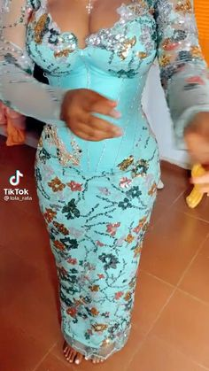 Nigerian Lace Styles Dress, African Lace Styles, African Prom Dresses, Lace Dress Styles, Latest African Fashion Dresses, African Print Fashion, African Dress, Lace Styles For Wedding, African Fashion Traditional