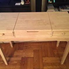 Beau International Concepts Unfinished Vanity Table | Tableau: Furniture Picks |  Pinterest | Vanity Tables, Vanities And Bedrooms