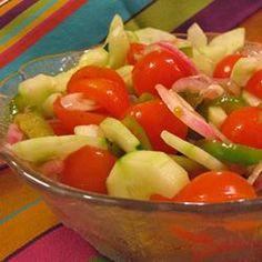 Fire and Ice Salad Recipe on Yummly. @yummly #recipe