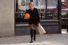 pics of meg ryan outfits in you've got mail | You've Got Mail - Wild Prestige