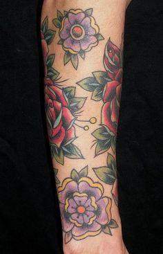 Female Sleeve Tattoos