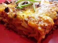 RECEPT Lasagne vynikajúce a jednoduché Ethnic Recipes, Food, Lasagna, Essen, Meals, Yemek, Eten