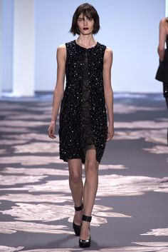Vera Wang Fall 2013 Ready-to-Wear Collection Photos - Vogue