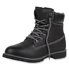 DAMEN SCHUHE 106353 STIEFELETTEN SCHWARZ 38 - http://on-line-kaufen.de/stiefelparadies/38-eu-damen-stiefeletten-cultz-outdoor-boots-4