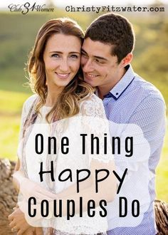 This is so very beautiful! Here is one fun and very simple way to make your marriage a big success. It's one of the sweet secrets that happy couples share!  ~ Club31Women
