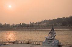Rishikesh by Aleksandra Kulikova on 500px