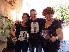 En la Caseta de #ElPimpi lo dimos todo con Encarni Navarro Oficial y Flamenco Dikela #FeriaMLG @Laencarnita