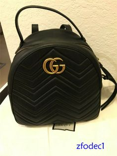 1309a220f6c Authentic  New  GUCCI  Marmont  25cm  Quilted
