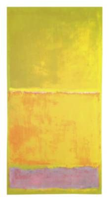 """Mark Rothko Untitled No. 16 1950 """"Tragedy, Ecstasy and Doom"""" – The Paintings Of Mark Rothko"""