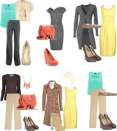 """""""light spring outfits"""" by sabira-amira on Polyvore"""