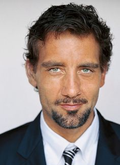 Clive. Owen. OMG.  From: http://bestof.provocateuse.com/images/photos/clive_owen_85.jpg