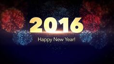 Happy New Year 2016 Images, Wallpaper, Pictures, Photos in HD Free ...