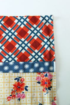 How to make a pillowcase with French seams when you need a pillowcase to go with a quilt of valour. | Pattern and tutorials | Pinterest | French seam ...