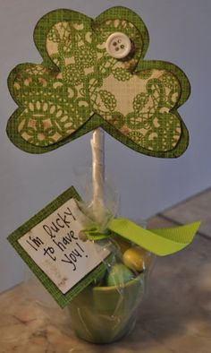 DIY St. Patrick's Day Decoration