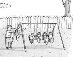 Bad parenting 101