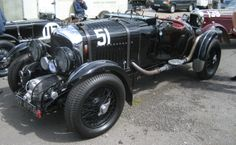 1929 Bentley 4.5 Blower  (PWSC)