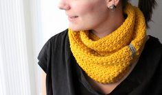 Tube Scarf ♪ ♪ ... #inspiration_crochet #diy GB http://www.pinterest.com/gigibrazil/boards/