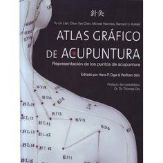 """Atlas Grafico De Acupuntura"" de Yu-Lin Lian, Chun-Yan Chen, Michael Hammes, Bernard C. Kolste"