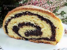 rolada makowa Nutella, Pancakes, Pie, Cookies, Breakfast, Recipes, Food, Polish, Bakken