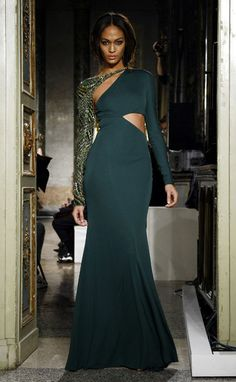 Emilio Pucci Fabulous Cut-out gown! This would be my Oscar dress