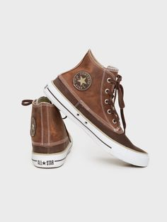 Converse Bottes Chuck Taylor: These are cute (Why do I like boyish styles so much)