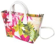 Women's Italian Floral Tote Bag - J. Floral Tote Bags, Blog Love, Purses, My Style, Crafts, Vegetarian, Food, Fashion, Bags