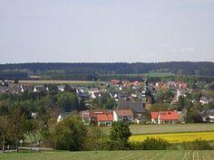Regnitzlosau – Oberfranken. Deutschland. Wikipedia