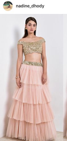 Indian Bridesmaid Dresses, Indian Dresses, Indian Outfits, Indian Attire, Indian Wear, Pretty Dresses, Beautiful Dresses, Navratri Dress, Choli Dress