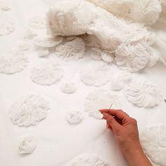 Immagini dall'atelier Marialuisa Benetti Sposa dove i nostri modelli vengono creati ancora a mano con passioneuna storia che dura da 38 anni.