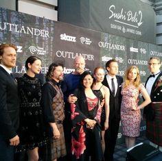 Outlander Premiere SDCC