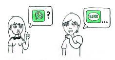 V de Vigueras.: Diferencias dibujadas #2.