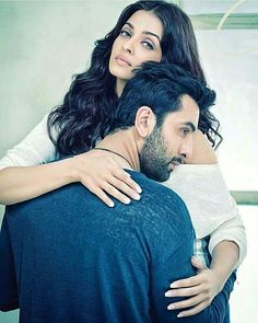 Aishwarya Rai Bachchan and Ranbir Kapoor in a sizzling photoshoot for Filmfare.