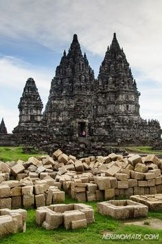 Prambanan Temple was one of the highlight of our visit to Java in Indonesia. Prambanan is the biggest and most complete remains of Java`s period of Hindu culture, built in the middle of the 9th century AD. Want to know it`s story and see more pictures? Read this: http://nerdnomads.com/hindu-masterpiece-prambanan-temple