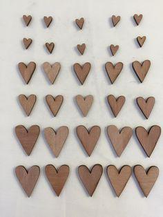 Mdf Wooden Mr /& Mr Flora open Heart craft blank embellishment patterned  shape