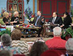 Pastor Jim and Lori Bakker welcome Pastor Mark Biltz as they discuss God's Calendar for Day 2