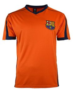 5e78c35f3 FC Barcelona Soccer Jersey Adult Training Jersey Performance Polyester   Clothing