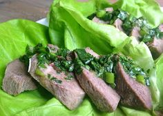 Beyond the Bite: Paleo Beef Tongue With Chimichurri Sauce (AIP)