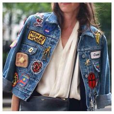 Denim Oversize is better!