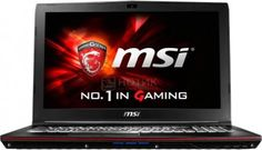 "Ноутбук MSI GP62 6QF-467RU Leopard Pro (15.6 LED/ Core i5 6300HQ 2300MHz/ 8192Mb/ HDD 1000Gb/ NVIDIA GeForce® GTX 960M 2048Mb) MS Windows 10 Home (64-bit) [9S7-16J522-467]  — 59900 руб. —  15.6"" Intel Core i5 6300HQ 2300 МГц 8192 Мб DDR4-2133МГц HDD 1000 Гб MS Windows 10 Home (64-bit), Черный"