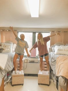 Beautiful and Comfortable College Girl Dorm Room Ideas If you're planning a trip to college shortly, it's time for you to get ready with some beautiful and comfortable girl dorm room ideas college. A college dorm room is a place… Continue Reading → Dorm Room Organization, Organization Ideas, Dorm Life, College Life, Boston College, College Fun, Girl Dorms, Dorm Room Designs, Dressing Room Design
