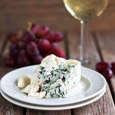 Blue Cheese + Moscato.