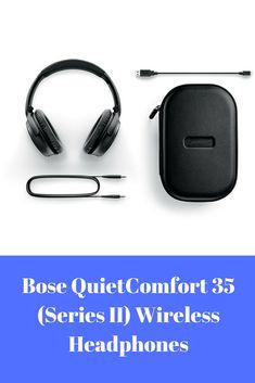 Bose QuietComfort 35 (Series II) Wireless Headphones, Noise Cancelling - Black https://technologyfirst878.wixsite.com/techfirst #headphones #wireless_headphones #bluetooth_headphones #wireless_earbuds #noise_cancelling_headphones #earphones #bluetooth_earbuds #best wireless_headphones #best_headphones #wireless_earphones #wireless