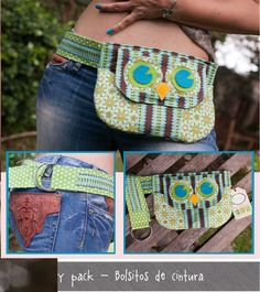 The owl fanny pack!